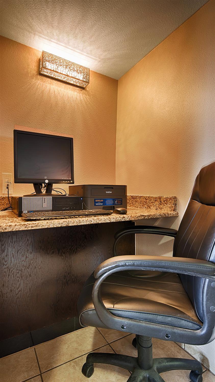Conference Area - Best Western Sunland Park Inn El Paso