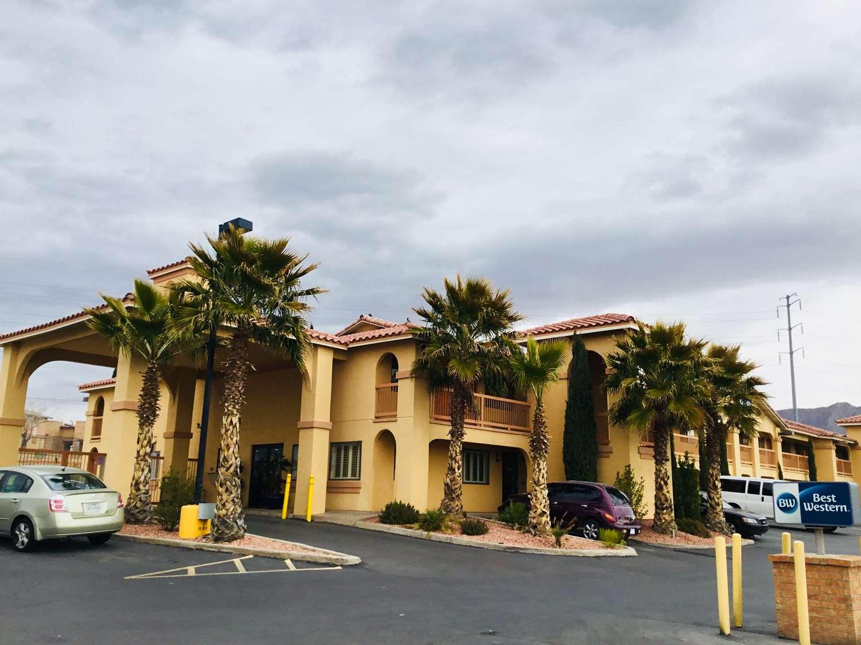 Exterior view - Best Western Sunland Park Inn El Paso