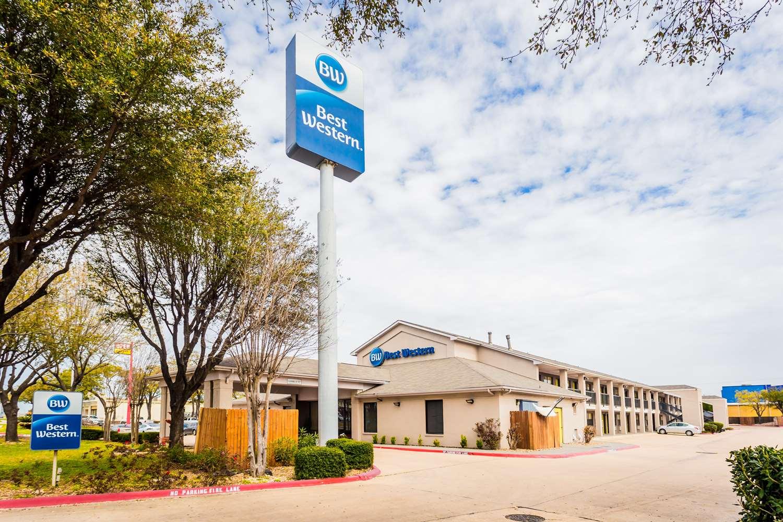 Exterior view - Best Western Executive Inn Round Rock