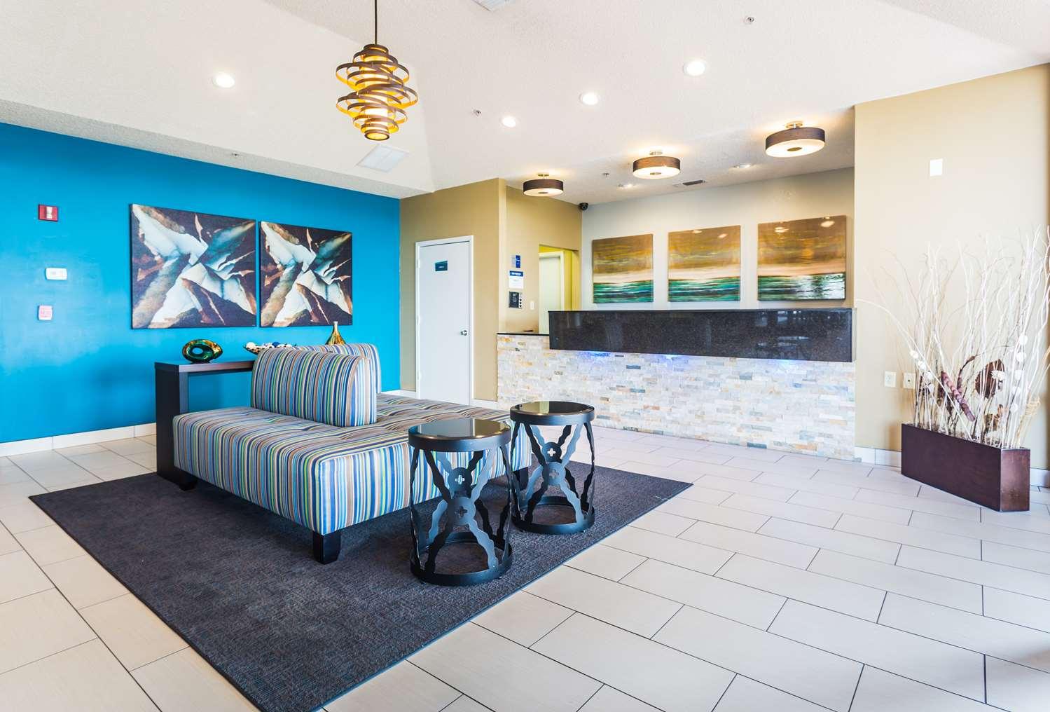Lobby - Best Western Executive Inn Round Rock