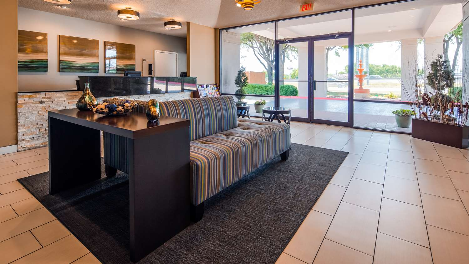 Conference Area - Best Western Executive Inn Round Rock