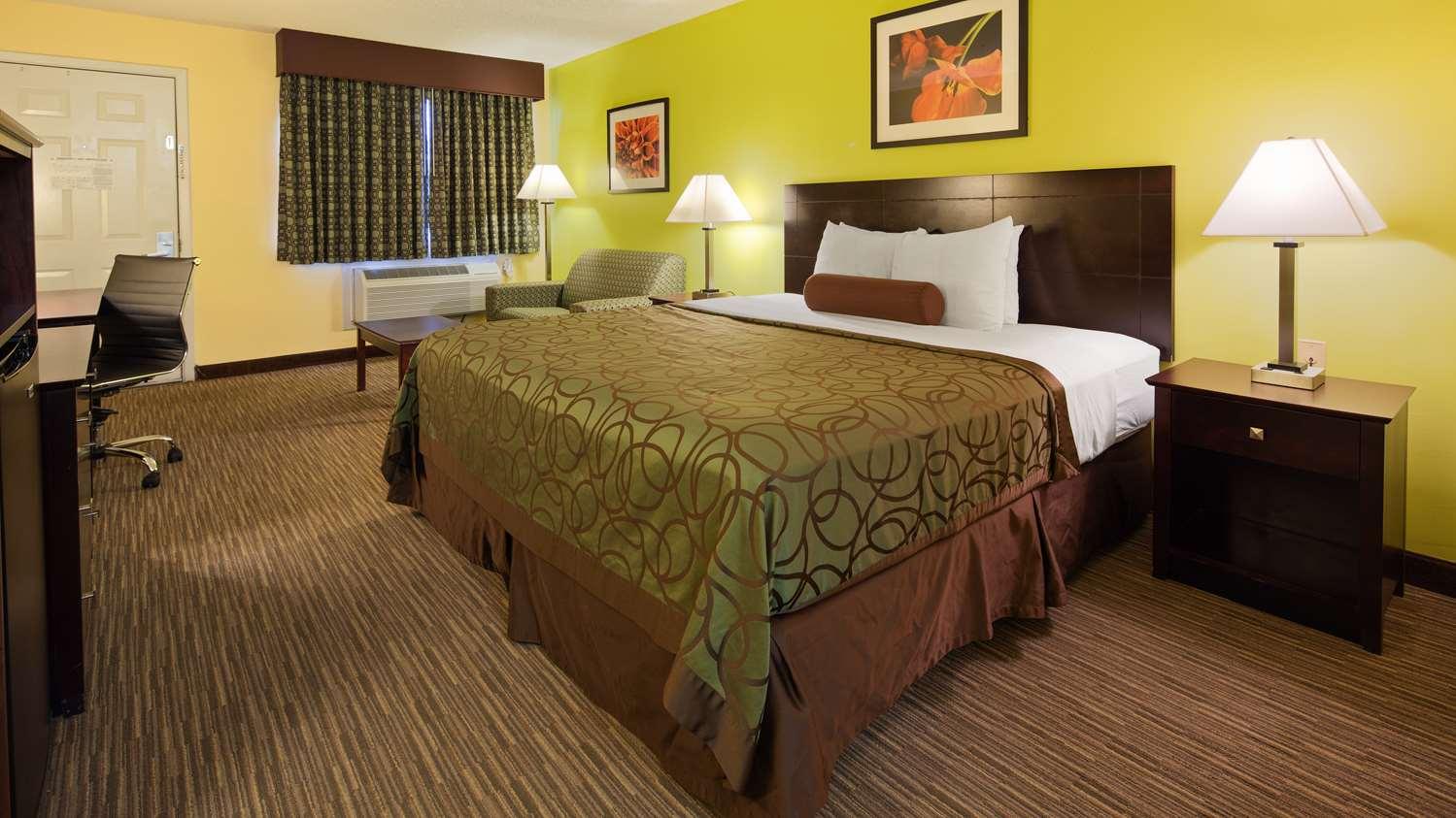 Room - Best Western Executive Inn Round Rock