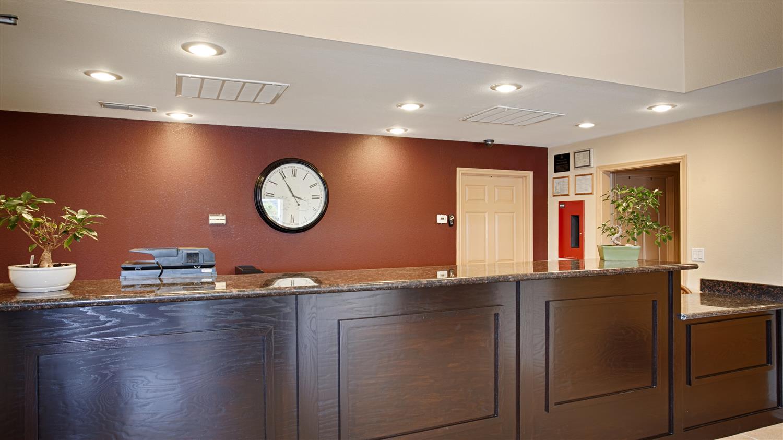 Lobby - Best Western Inn of Kilgore