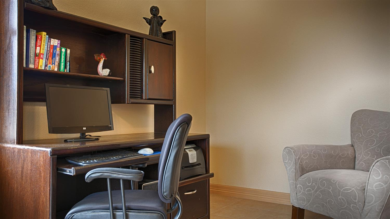 Conference Area - Best Western Inn of Kilgore