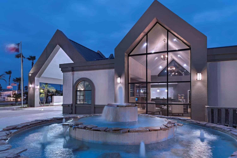 Exterior View Best Western Ocean Villa Inn Port Aransas