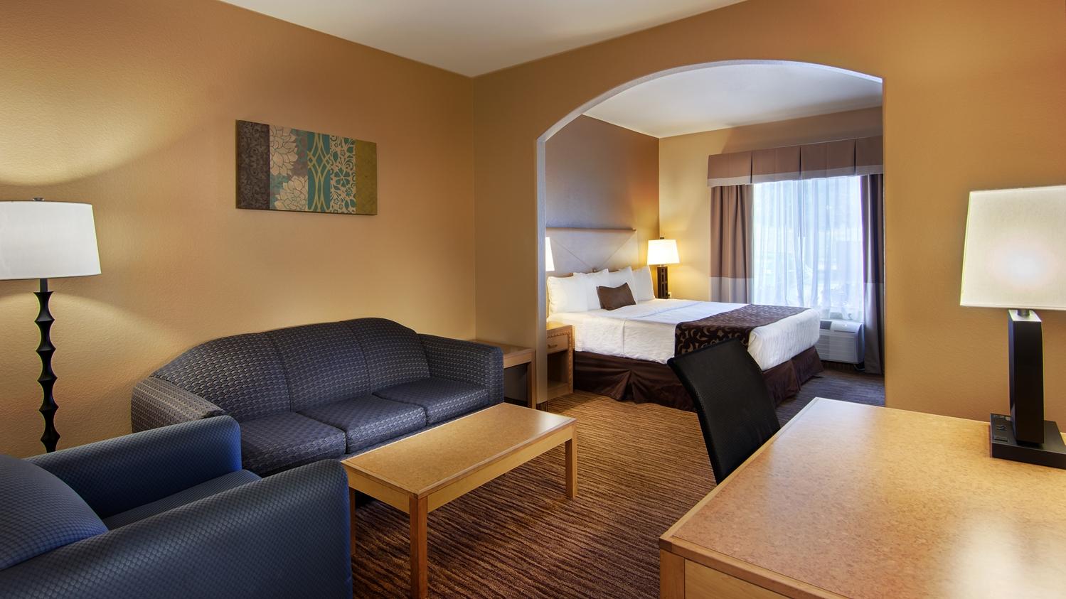 Room - Best Western Plus DFW Airport Suites Irving