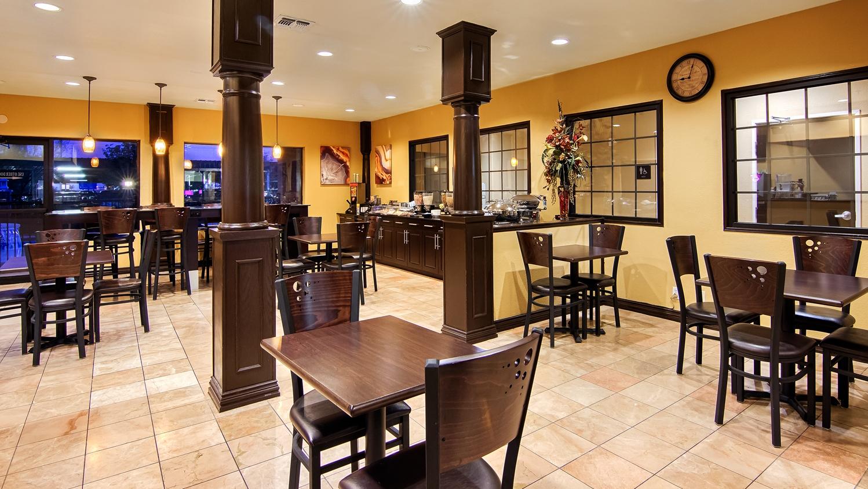Restaurant - Best Western Plus DFW Airport Suites Irving