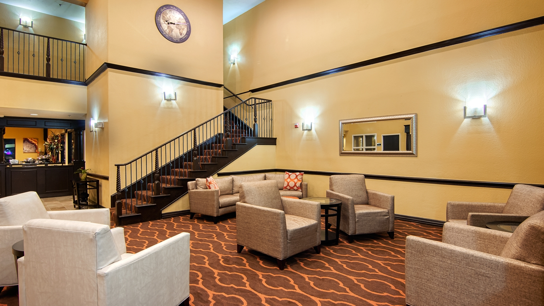 Lobby - Best Western Plus DFW Airport Suites Irving