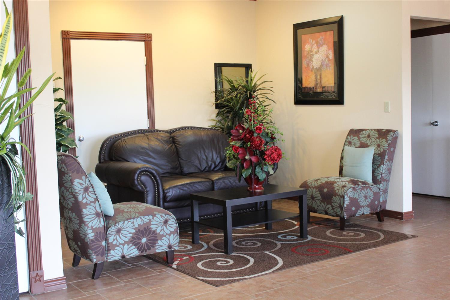 Lobby - Best Western Inn of Navasota