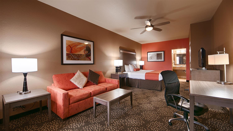 Room - Best Western Executive Inn El Campo