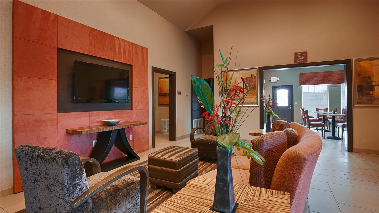 Lobby - Best Western Executive Inn El Campo