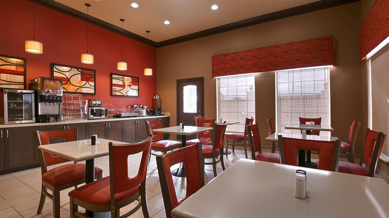 Restaurant - Best Western Executive Inn El Campo