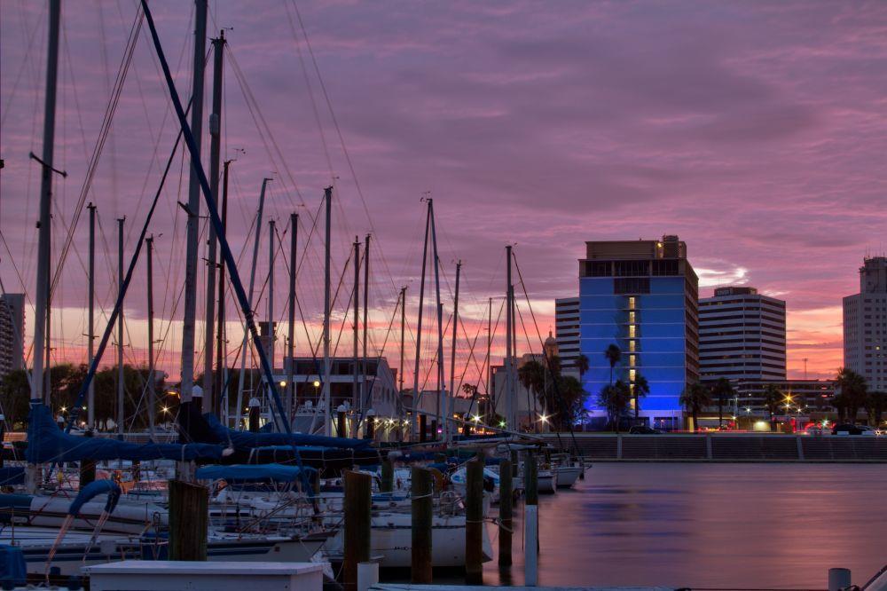 Corpus Christi Marina Hotel Front