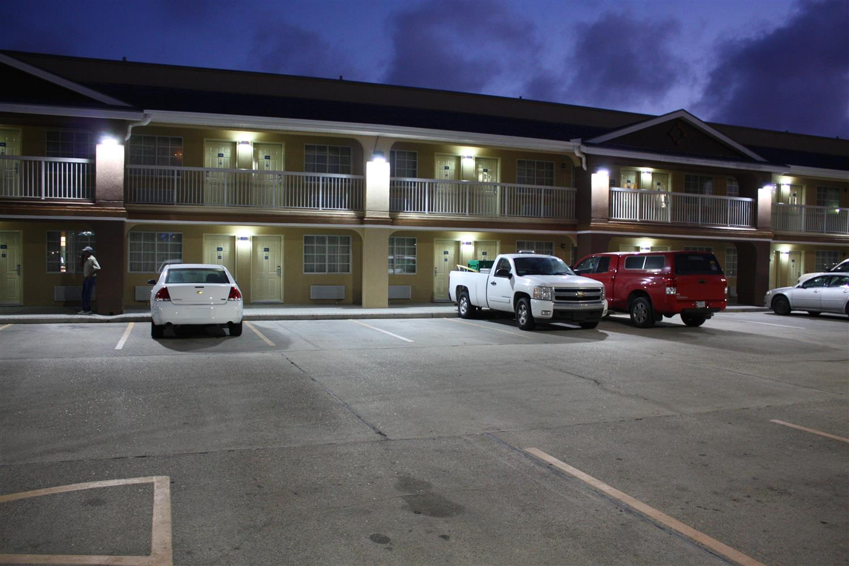Exterior view - Best Western Paradise Inn Corpus Christi