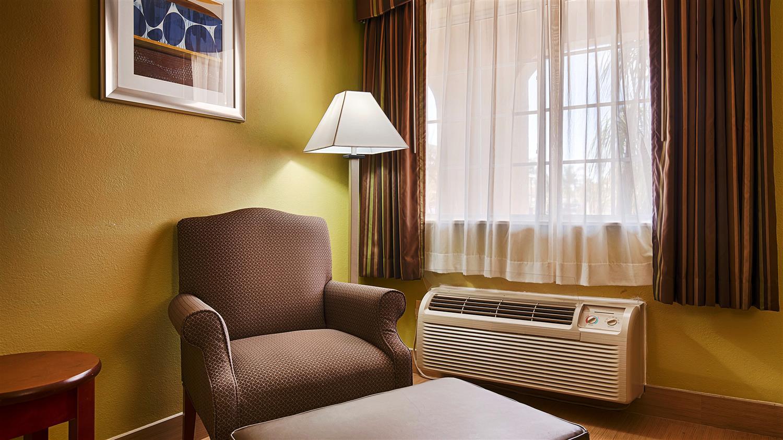 Room - Best Western Paradise Inn Corpus Christi