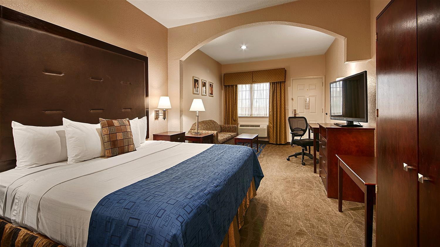 Best Western Windsor Suites Houston Tx See Discounts