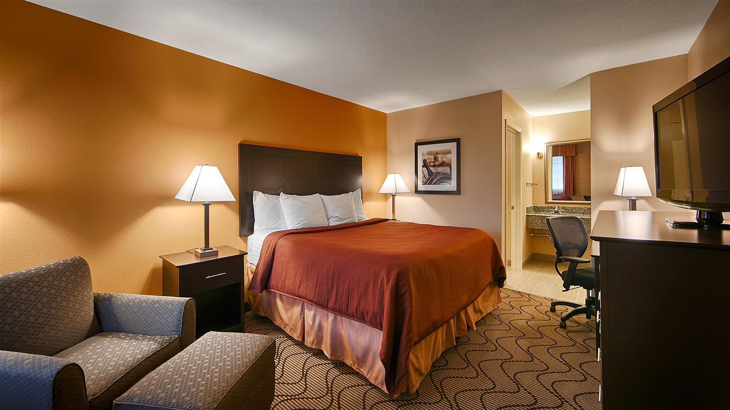 Room - Best Western Lake Conroe Inn Montgomery