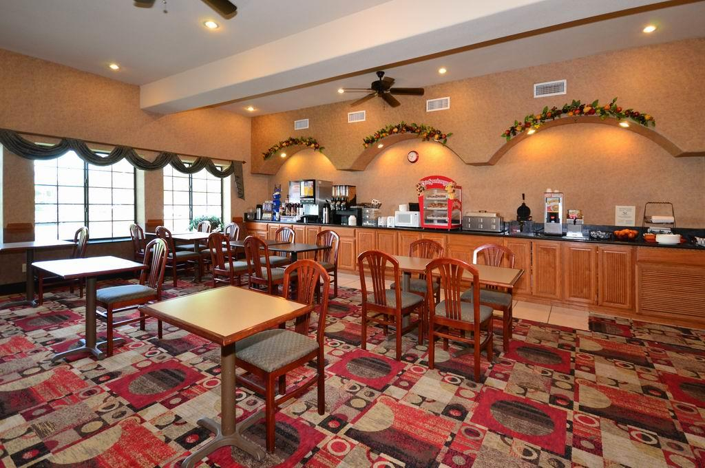 Restaurant - Best Western Casa Villa Suites Harlingen