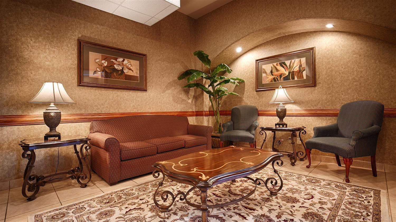 Lobby - Best Western Casa Villa Suites Harlingen
