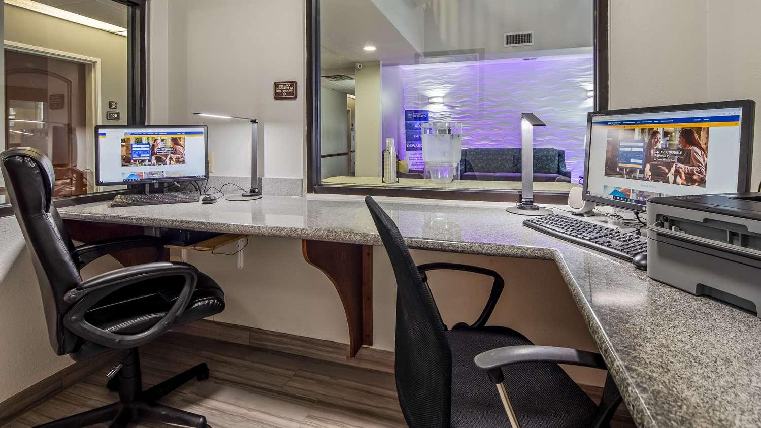 Conference Area - Best Western Executive Inn Corsicana