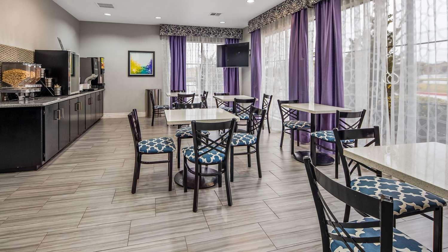 Restaurant - Best Western Executive Inn Corsicana
