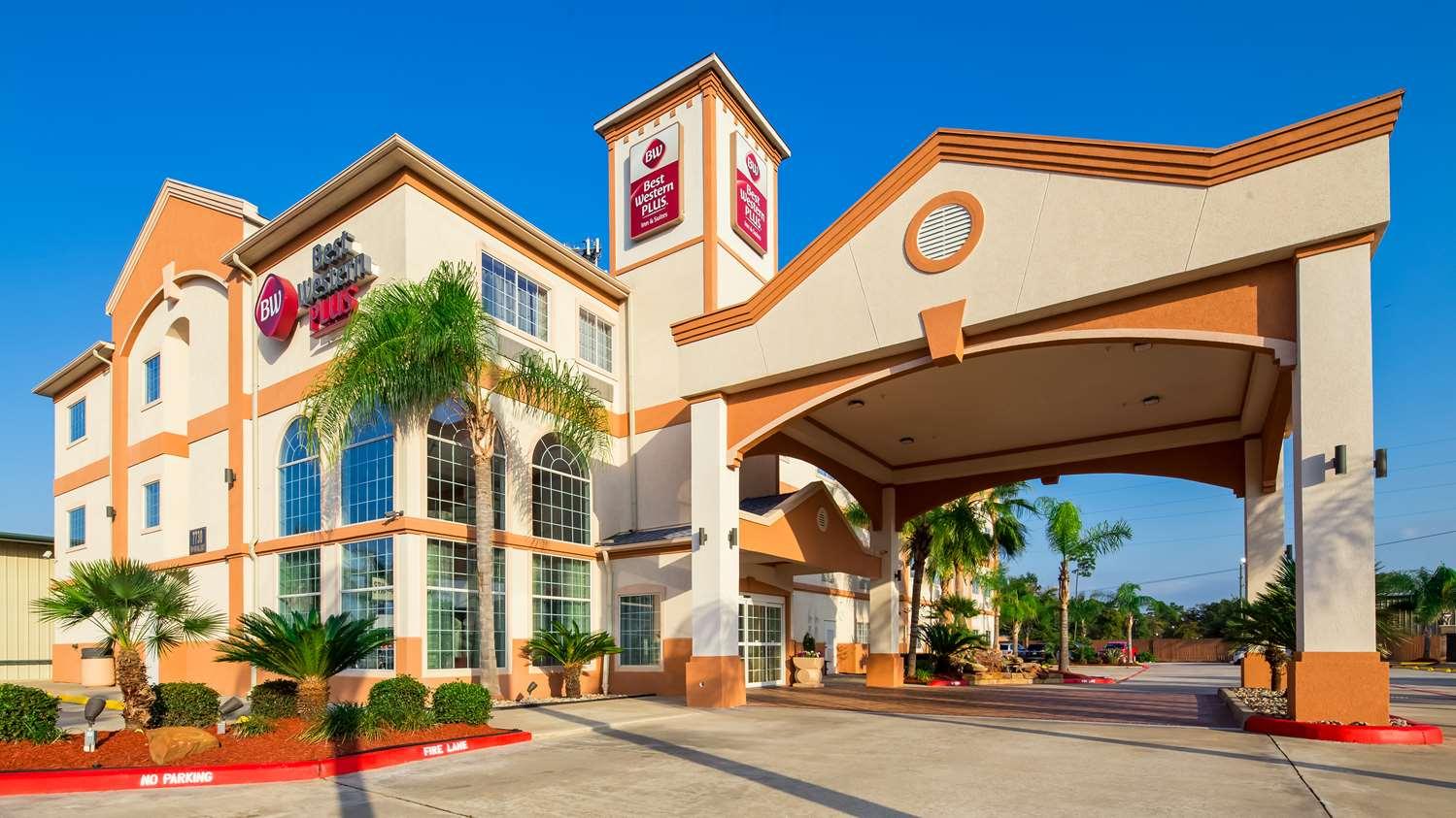 Exterior View Best Western Plus Atascocita Inn Suites Humble