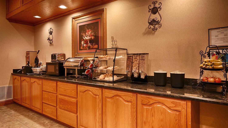 Restaurant - Best Western Longview Inn