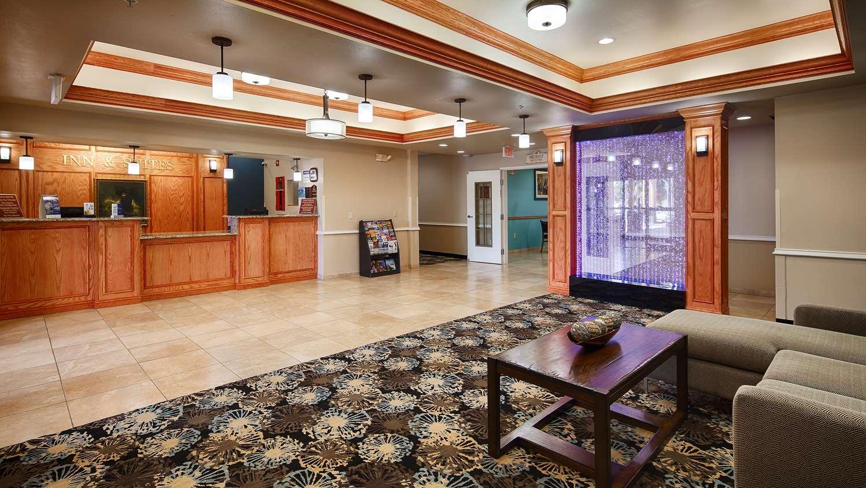 Lobby - Best Western Plus Monahans Inn & Suites