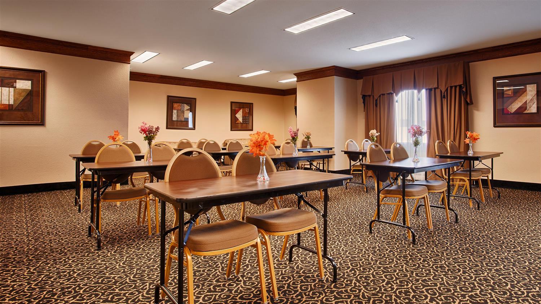 Meeting Facilities - Best Western South Plains Inn Levelland