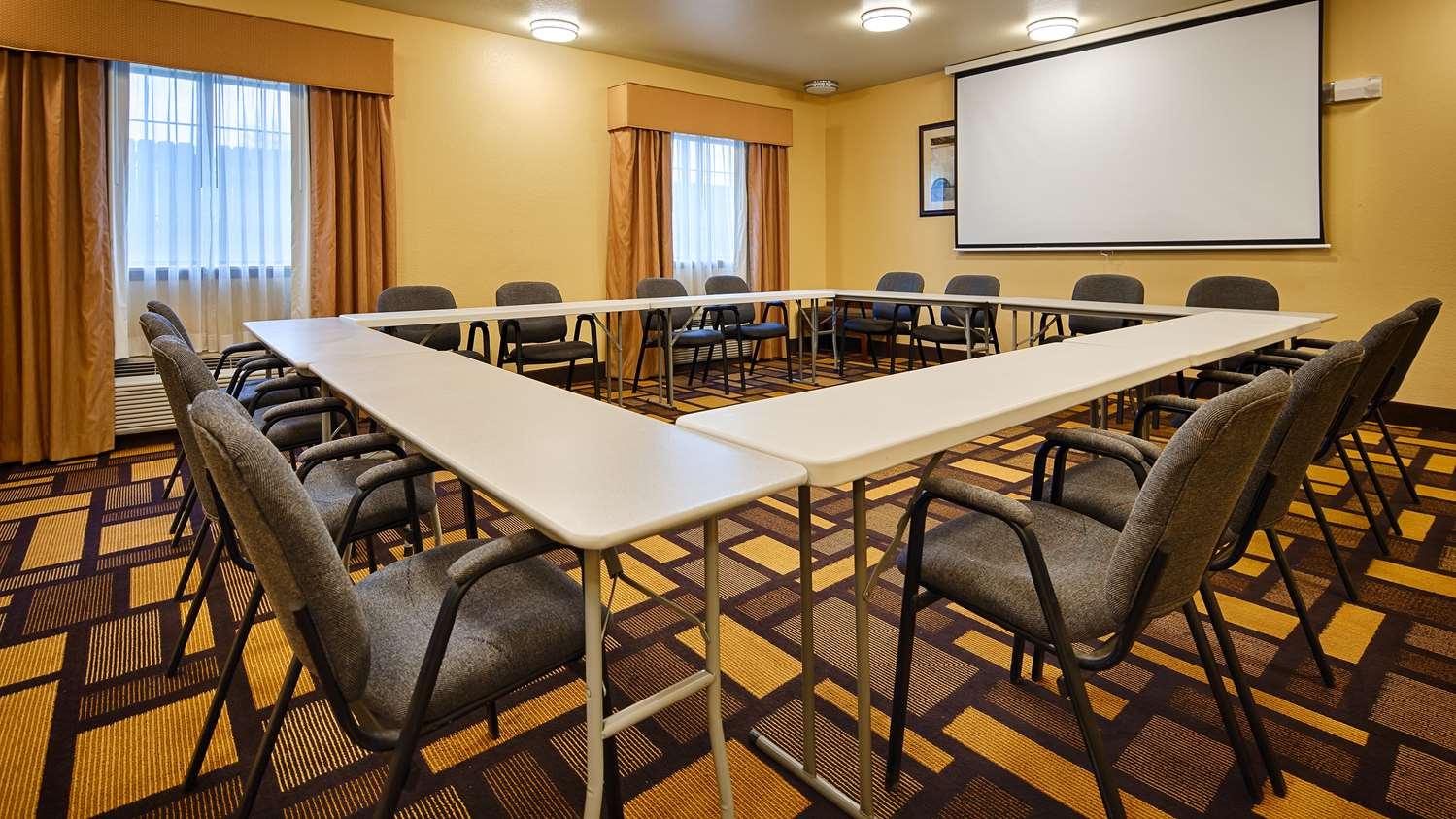 Meeting Facilities - Best Western Plus Sweetwater Inn & Suites