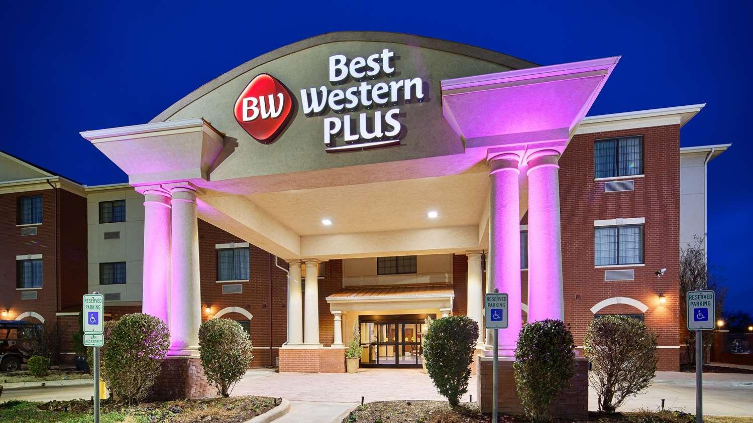 Exterior view - Best Western Plus Sweetwater Inn & Suites