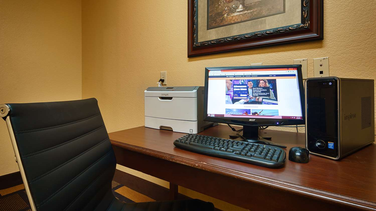 Conference Area - Best Western Plus Sweetwater Inn & Suites