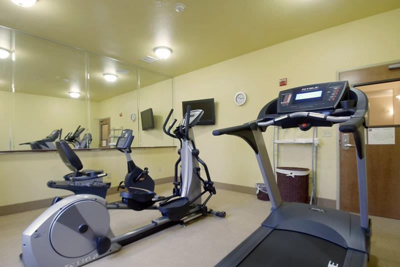 Fitness/ Exercise Room - Best Western Plus Sweetwater Inn & Suites