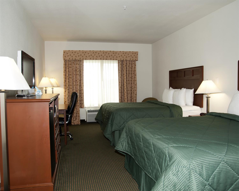 Room - Best Western Inn Comanche