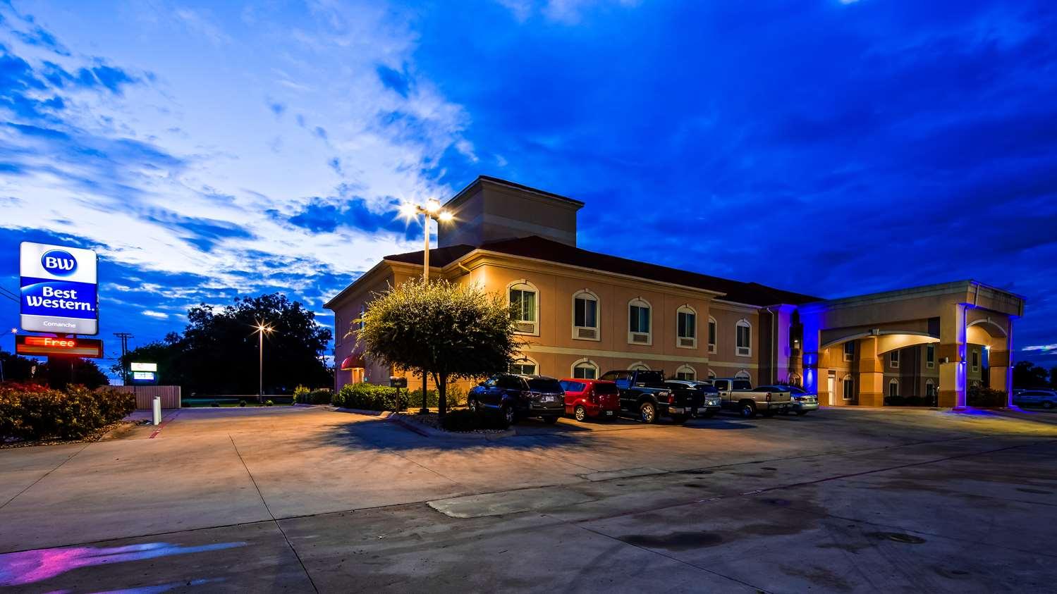 Exterior view - Best Western Inn Comanche