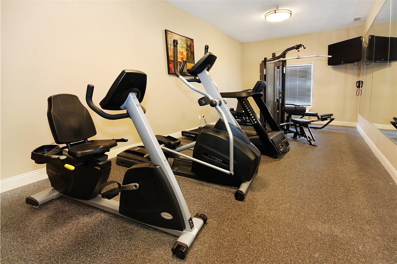 Fitness/ Exercise Room - Best Western Plus Seawall Inn & Suites Galveston