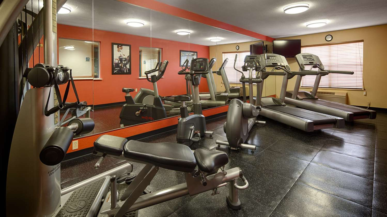 Fitness/ Exercise Room - Best Western Plus North Waco Inn Bellmead