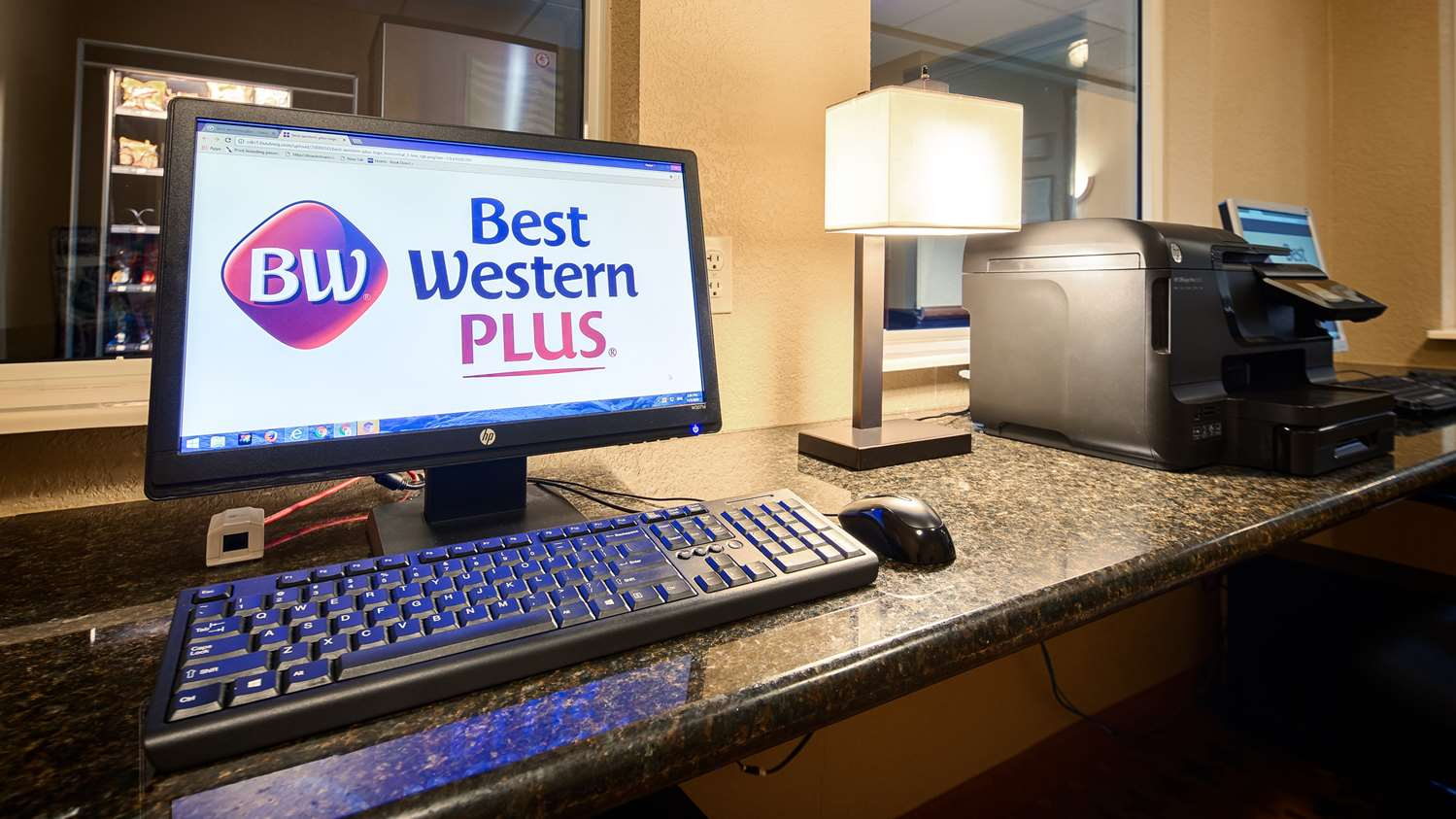 Conference Area - Best Western Plus North Waco Inn Bellmead