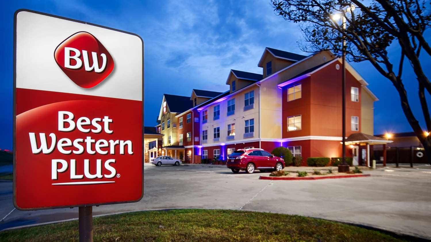 Exterior view - Best Western Plus North Waco Inn Bellmead