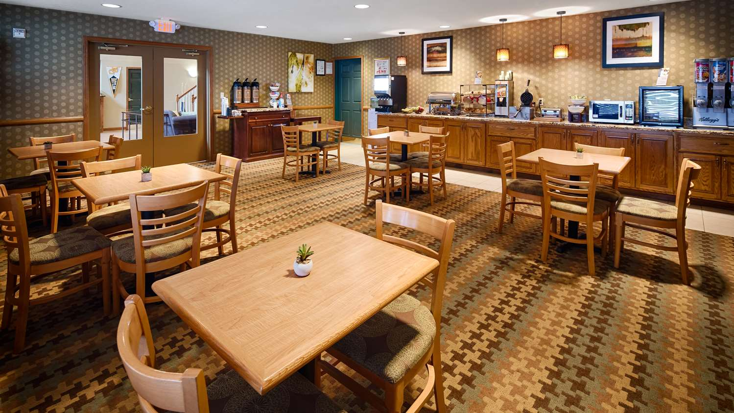 Restaurant - Best Western Plus North Waco Inn Bellmead