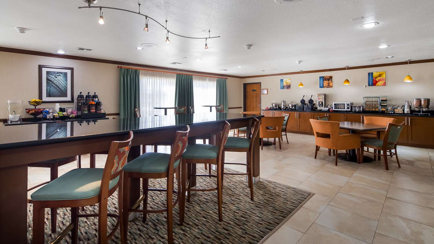 Restaurant - Best Western Plus Atrium Inn Schertz