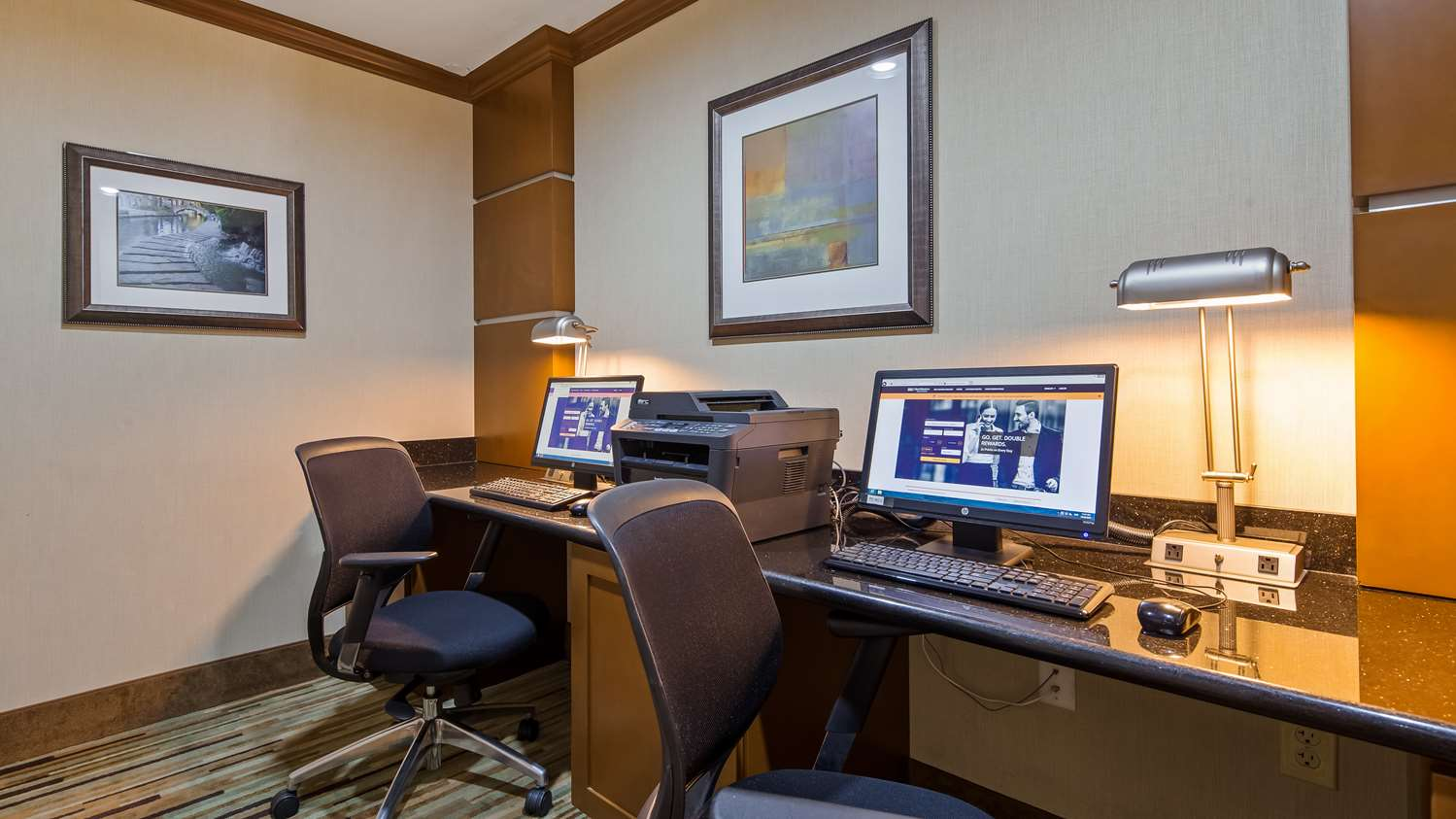 Conference Area - Best Western Plus Atrium Inn Schertz