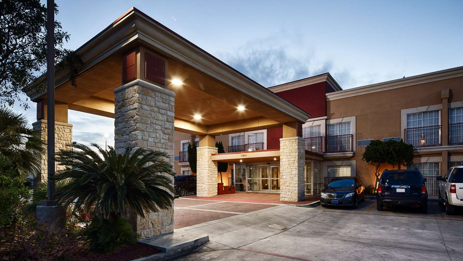 Exterior view - Best Western Plus Atrium Inn Schertz