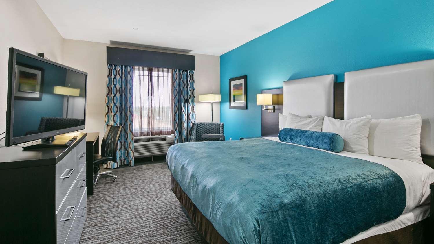 Room Best Western Plus Pleasanton Inn