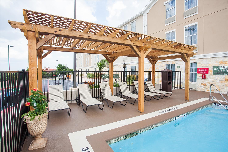 Pool - Best Western Plus Georgetown Inn