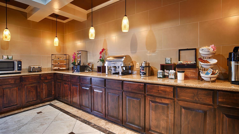 Restaurant - Best Western Plus Georgetown Inn