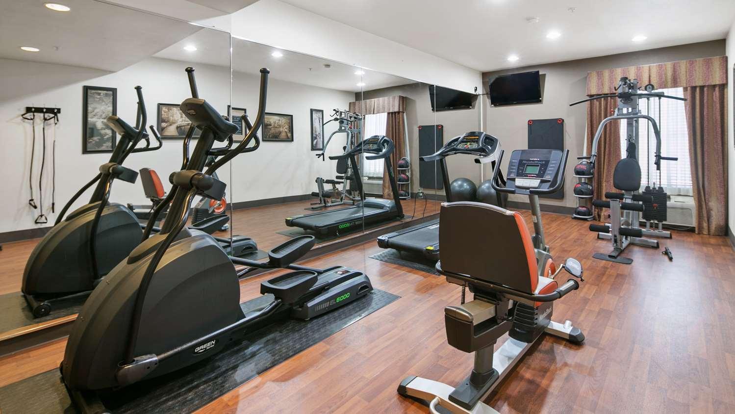 Fitness/ Exercise Room - Best Western Plus Georgetown Inn