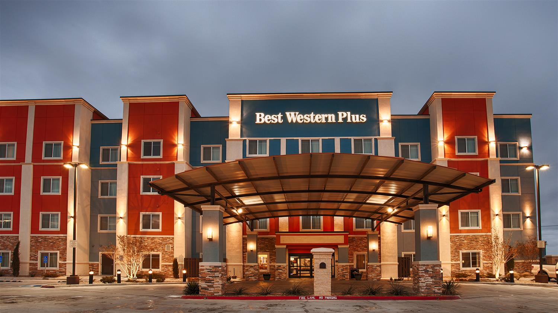 Exterior view - Best Western Plus Odessa Inn & Suites