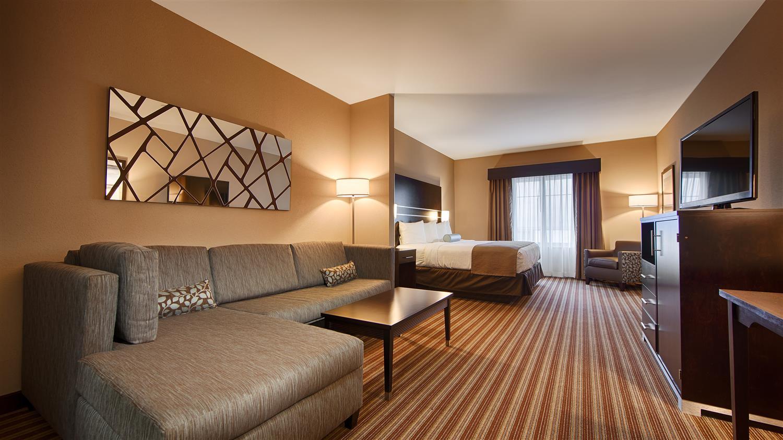 Suite - Best Western Plus Odessa Inn & Suites