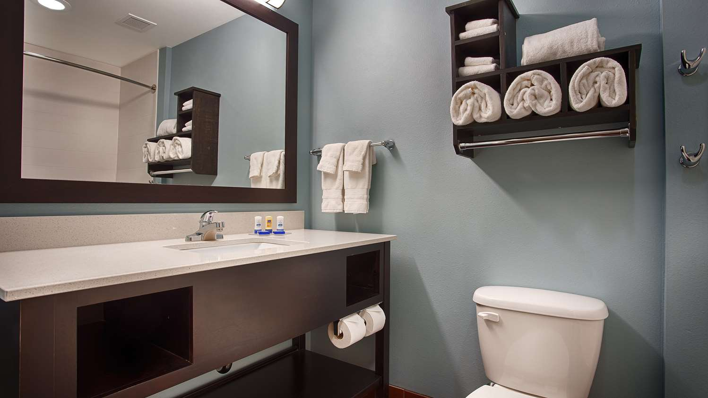 Room - Best Western Plus Odessa Inn & Suites